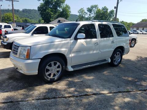 2006 Cadillac Escalade For Sale In Alabama