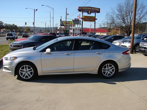 2013 Ford Fusion for sale in Gadsden, AL