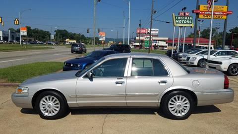 2008 Mercury Grand Marquis for sale in Gadsden, AL