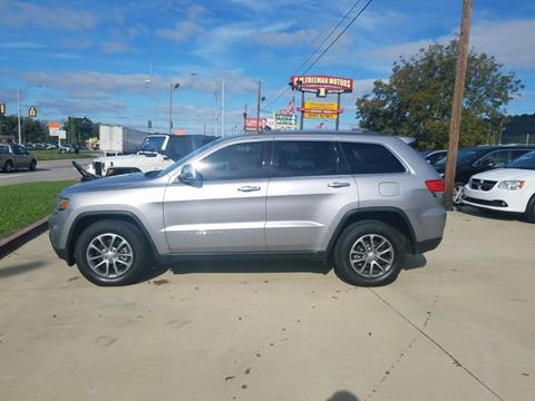 2014 Jeep Grand Cherokee for sale in Gadsden, AL