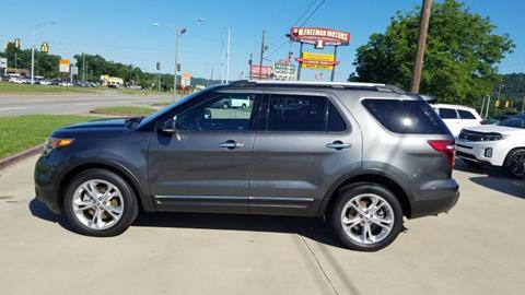 2015 Ford Explorer for sale in Gadsden, AL