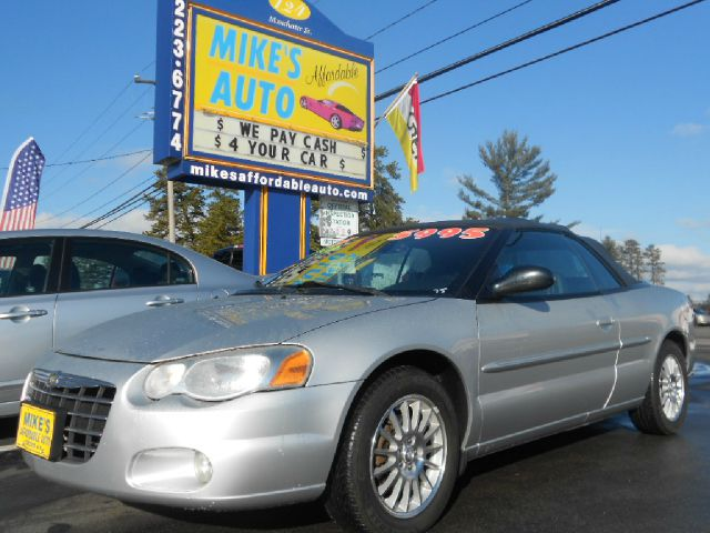 2005 Chrysler Sebring for sale in Concord NH