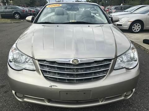 2009 Chrysler Sebring for sale in Newport News, VA