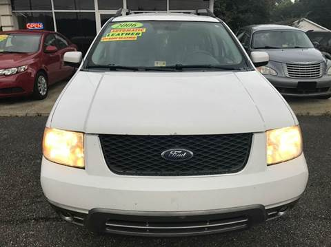 2006 Ford Freestyle for sale in Newport News, VA