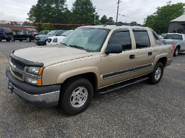 2005 Chevrolet Avalanche 4dr 1500 LS Crew Cab SB RWD - Gladewater TX