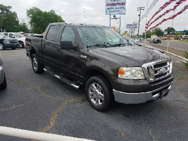 2007 Ford F-150 XLT 4dr SuperCrew Styleside 5.5 ft. SB - Gladewater TX