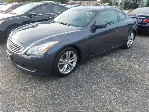 2008 Infiniti G37 for sale in Gladewater, TX