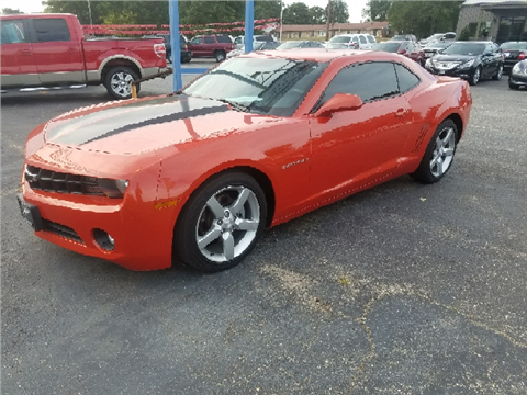 2011 Chevrolet Camaro for sale in Gladewater, TX