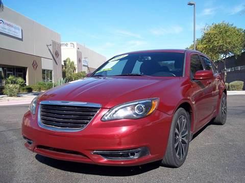 2014 Chrysler 200 for sale in Mesa, AZ