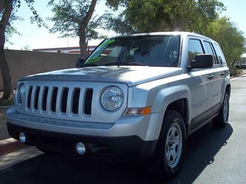 Jeep Patriot For Sale Mesa Az
