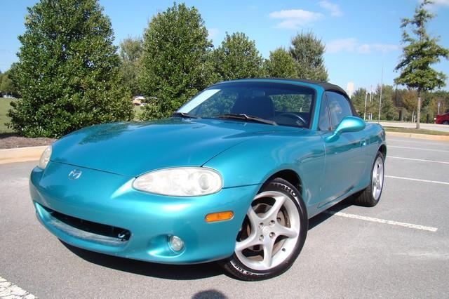 2003 Mazda MX-5 Miata for sale - Carsforsale.com