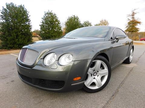 2005 Bentley Continental GT for sale in Douglasville, GA