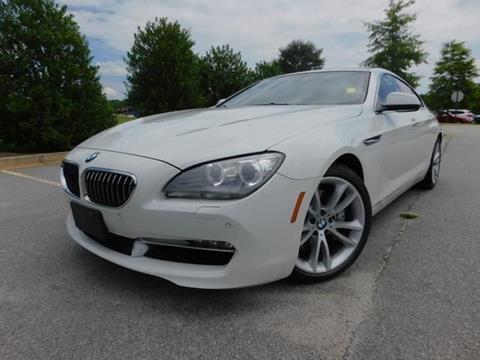 2013 BMW 6 Series for sale in Douglasville, GA