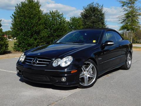 2008 Mercedes-Benz CLK for sale in Douglasville, GA