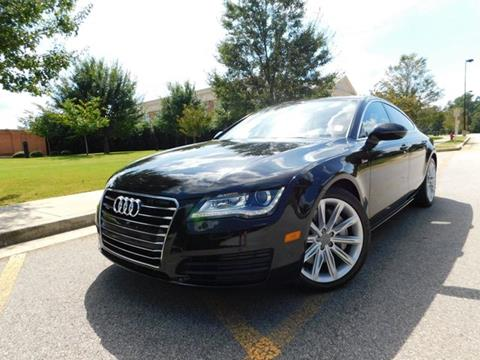 2012 Audi A7 for sale in Douglasville, GA