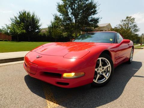 2004 Chevrolet Corvette for sale in Douglasville, GA