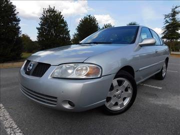 2006 Nissan Sentra for sale in Douglasville, GA