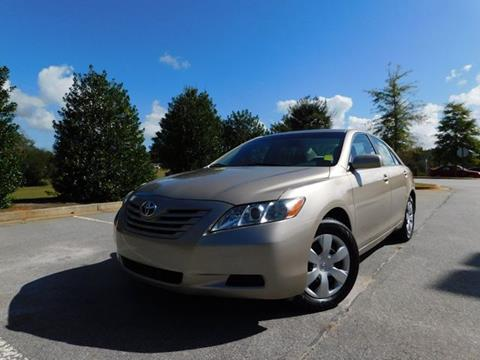 2008 Toyota Camry for sale in Douglasville, GA
