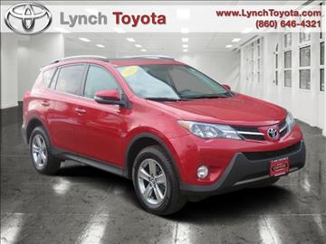 2015 Toyota RAV4 for sale in Manchester, CT