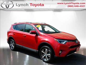2016 Toyota RAV4 for sale in Manchester, CT