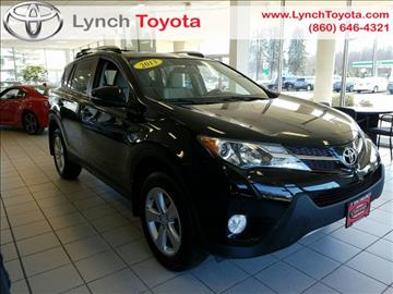 2013 Toyota RAV4 for sale in Manchester, CT