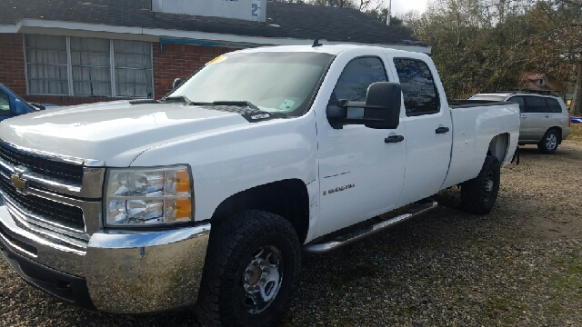 2008 chevrolet silverado 2500hd work truck 2wd 4dr crew cab lb in albany la top geer used cars. Black Bedroom Furniture Sets. Home Design Ideas