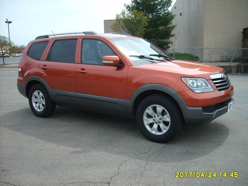 2009 kia borrego 4x4 lx 4dr suv in new london wi north. Black Bedroom Furniture Sets. Home Design Ideas