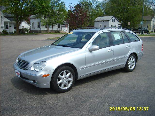 2002 mercedes benz c class c320 4dr wagon new london wi. Black Bedroom Furniture Sets. Home Design Ideas