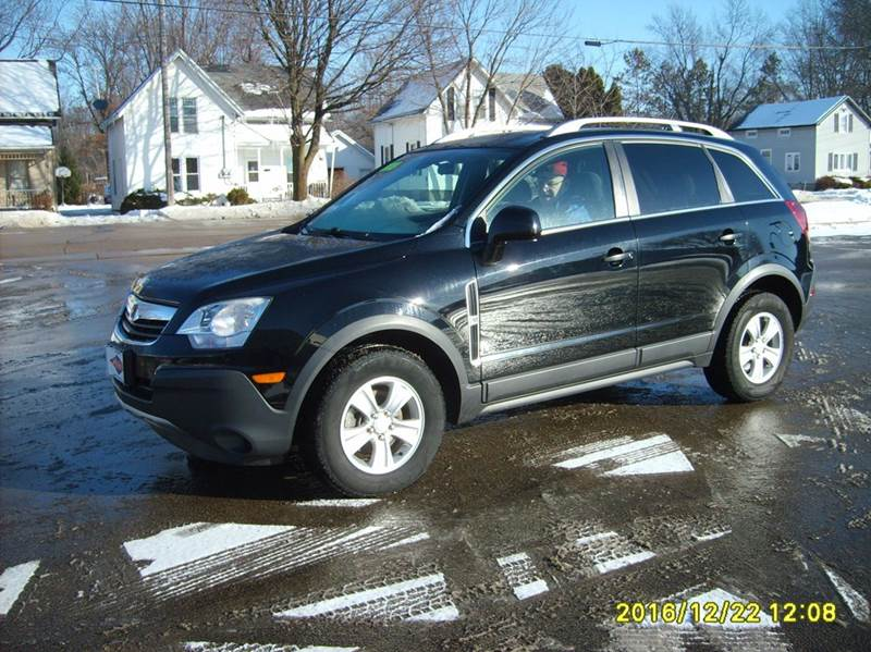 2009 saturn vue awd xe v6 4dr suv in new london wi north. Black Bedroom Furniture Sets. Home Design Ideas