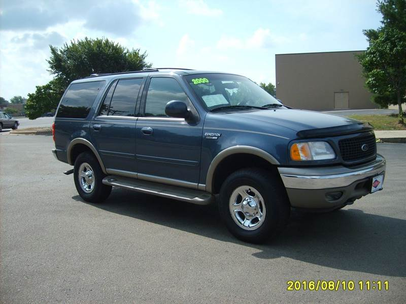 2000 ford expedition 4dr eddie bauer 4wd suv in new london. Black Bedroom Furniture Sets. Home Design Ideas