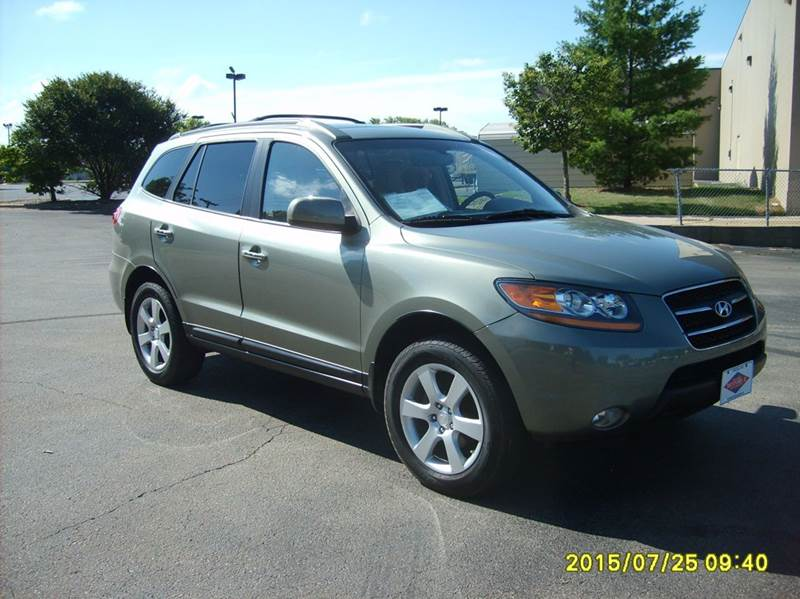 2009 hyundai santa fe limited awd 4dr suv in new london wi. Black Bedroom Furniture Sets. Home Design Ideas