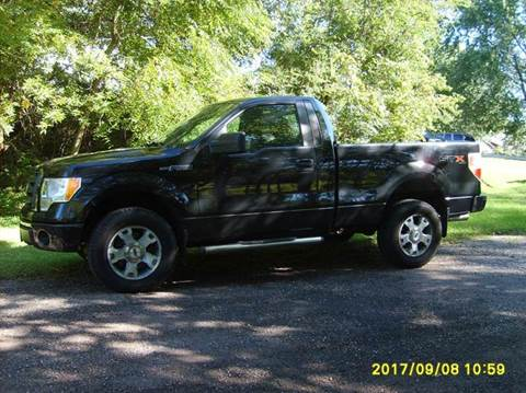 2010 Ford F-150 for sale in New London, WI