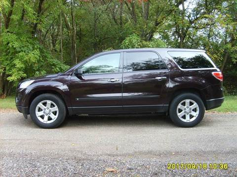 2009 Saturn Outlook for sale in New London, WI