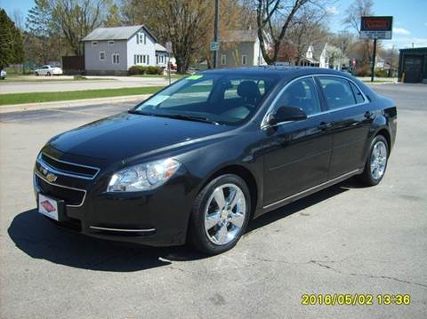 2010 Chevrolet Malibu for sale in New London, WI