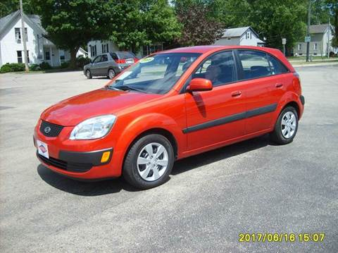 2008 Kia Rio5 for sale in New London, WI