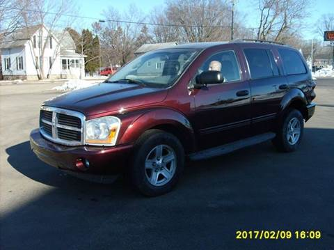2005 Dodge Durango for sale in New London, WI