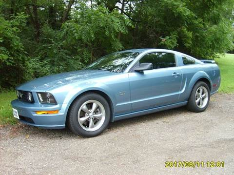 2006 Ford Mustang for sale in New London, WI