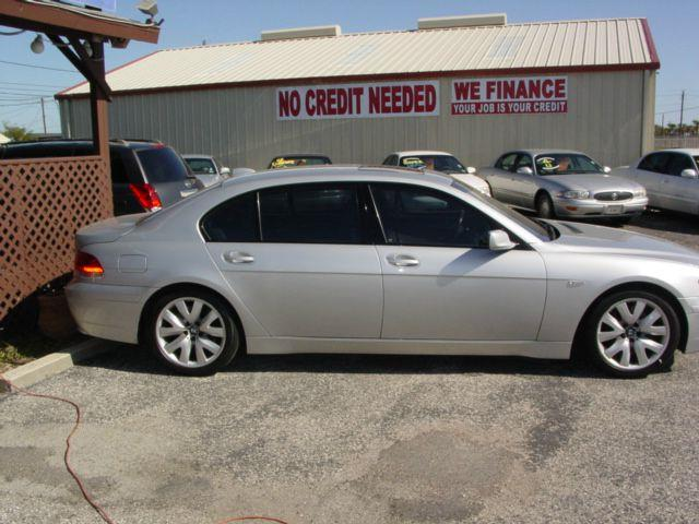 used 2003 bmw 7 series for sale 234 n a s dr corpus christi tx 78418 used cars for sale. Black Bedroom Furniture Sets. Home Design Ideas