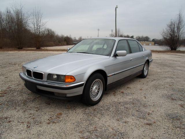 1998 BMW 7 Series