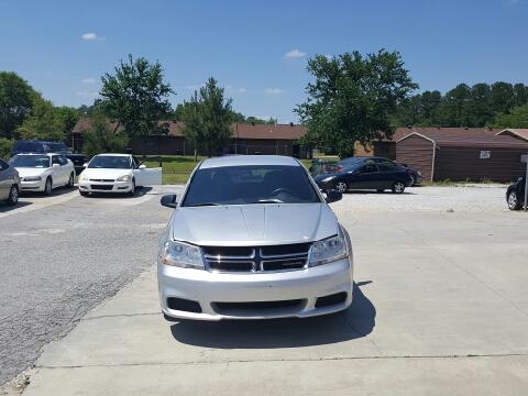 2012 Dodge Avenger for sale in Greenwood, SC
