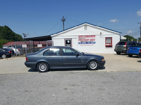 1999 BMW 5 Series for sale in Greenwood, SC
