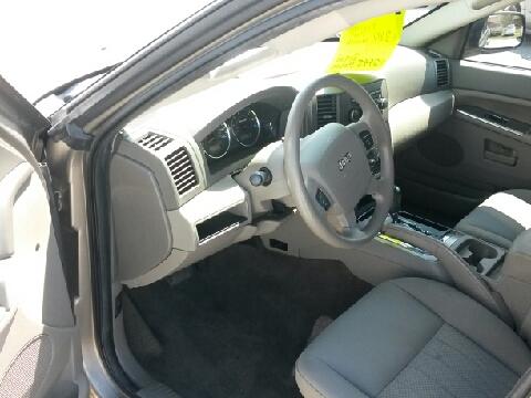2006 Jeep Grand Cherokee
