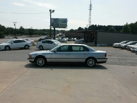 1998 BMW 7 Series for sale in Greenwood, SC