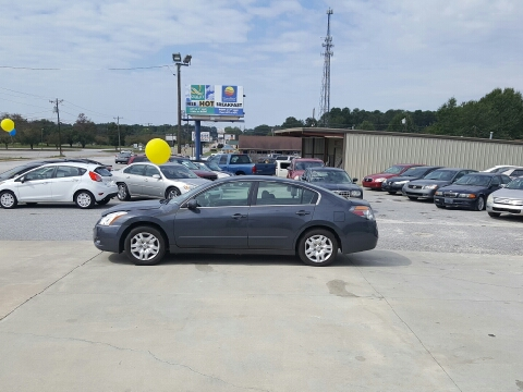 2012 Nissan Altima for sale in Greenwood, SC