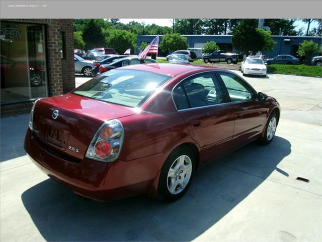 2004 nissan altima in clayton raleigh cary liberty used for Liberty used motors clayton clayton nc