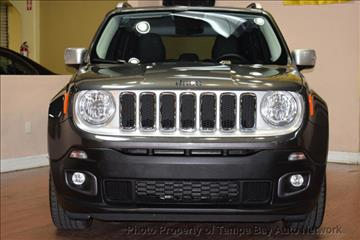 2016 Jeep Renegade for sale in Tampa, FL