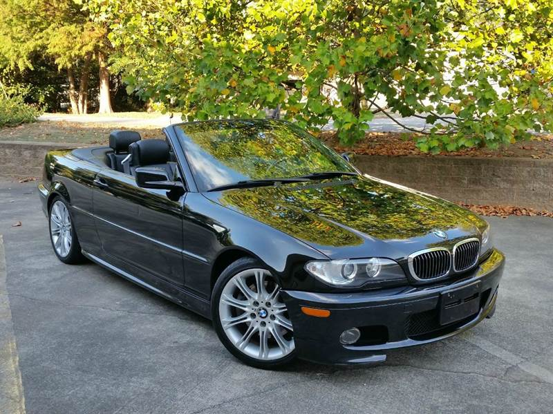 2006 Bmw 3 Series 330Ci 2dr Convertible In Marietta GA  M  A