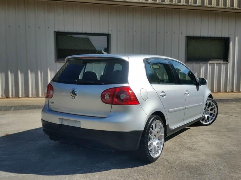 2007 Volkswagen GTI Base 4dr Hatchback (2L I4 6A) - Marietta GA