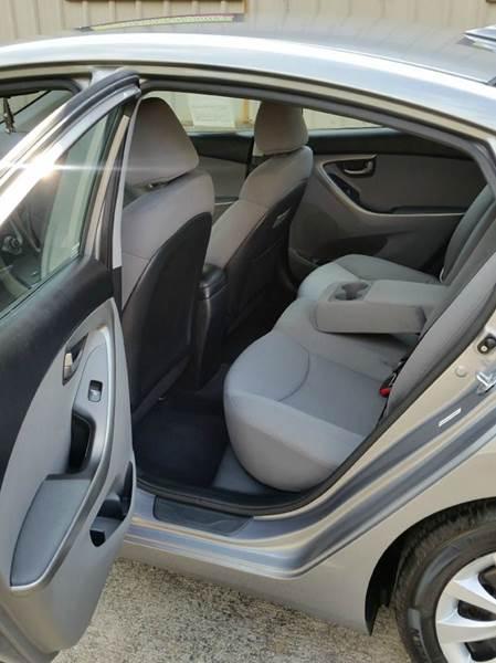 2012 Hyundai Elantra GLS 4dr Sedan - Marietta GA