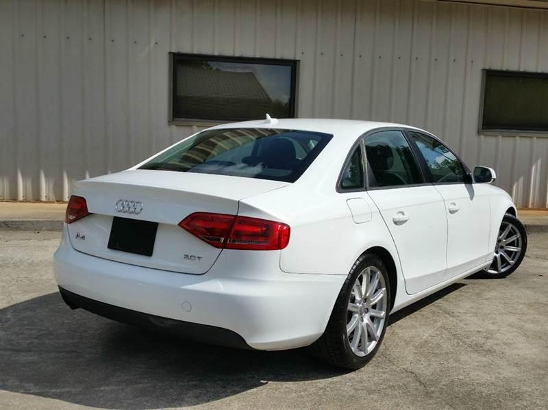 2010 Audi A4 2.0T Premium 4dr Sedan - Marietta GA